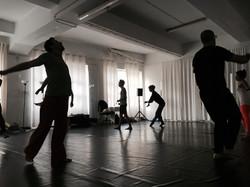 Contemporary Dance & Yoga Workshop