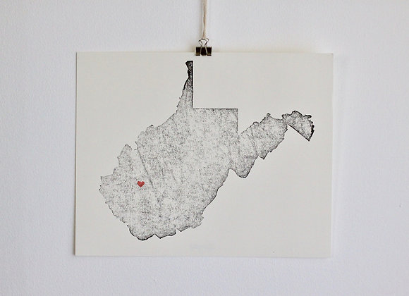 West Virginia Print Wholesale