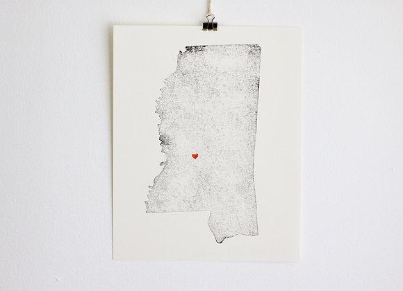 Mississippi Print Wholesale