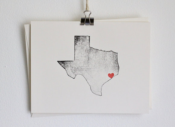 Texas Greeting Card Wholesale