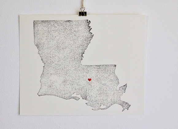 Louisiana Print Wholesale