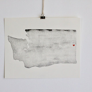 Washington Print