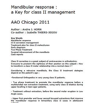 Mandibular Response 2011.png