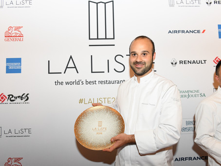 Guest Chef Alessandro Tormolino