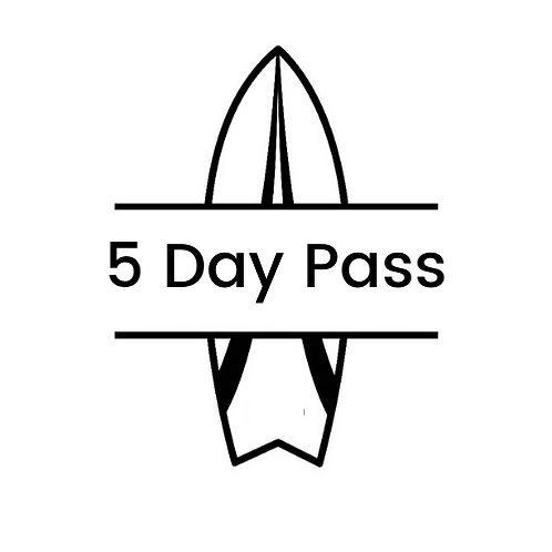 Five Day Pass