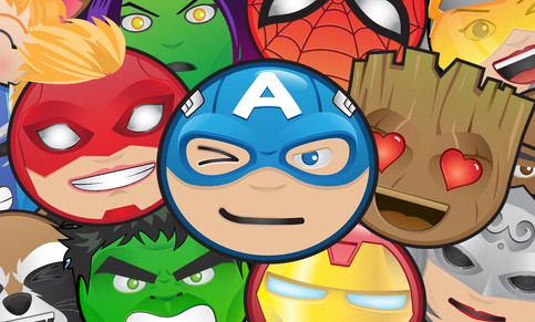 Marvel Custom Emojis