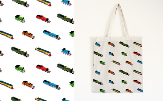 Thomas & Friends Pattern