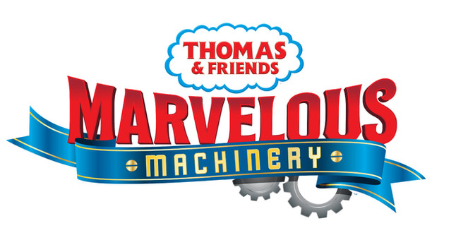 Marvelous Machinery Logo Development - Concept and Art Direction