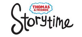 Thomas & Friends Storytime Logo