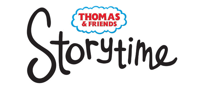 Thomas & Friends Storytime Logo