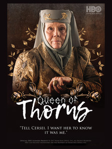 Game of Thrones Trading Card Design