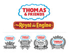 The Royal Engine Logo Development
