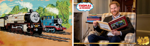 The Royal Engine Book Cover for Prince Harry Episode Introduction
