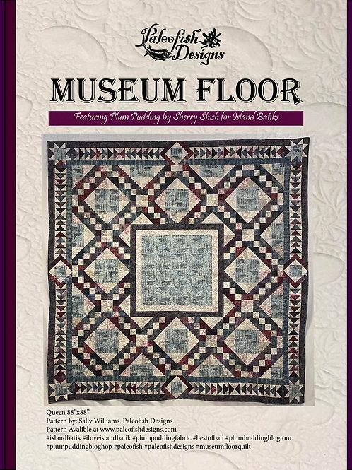 Museum Floor Quilt Pattern