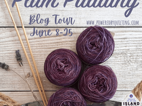 Museum Floor for Plum Pudding Blog Tour