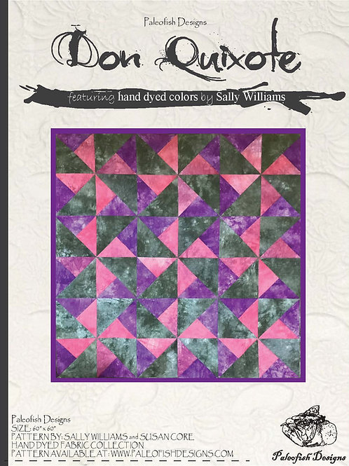 Don Quixote Quilt Pattern
