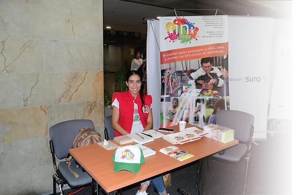 Fundación Incluimos, participación en el 2 Congreso Internacional de Ninez