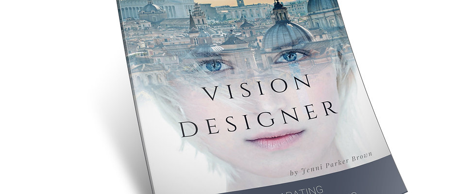 CREATE YOUR ICONIC LIFE VISION PLANNER