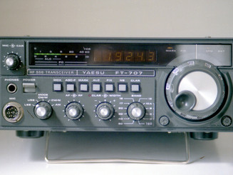 FT707 Modification
