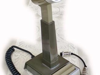 Shure 444 for modern radios