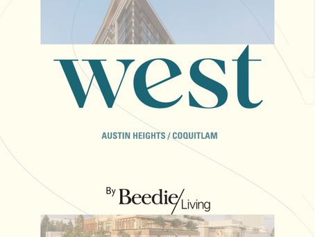 ✨ NEW PRESALE PROJECT ✨ WEST BY BEEDIE LIVING