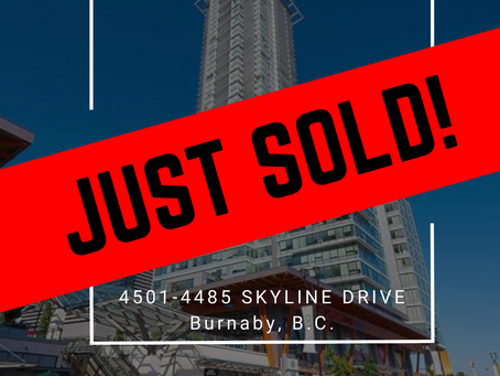 ✨ JUST SOLD BY ULIX Real Estate Group ✨ 4501-4485 SKYLINE DRIVE, BURNABY