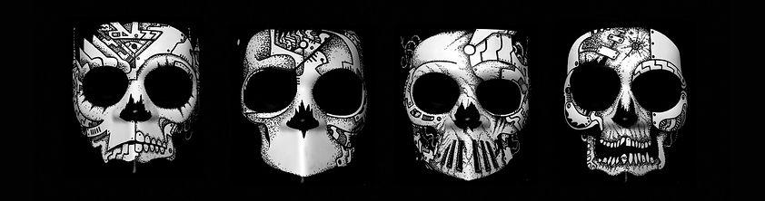 Lagoon Pirates Skulls - Lazlo Licata