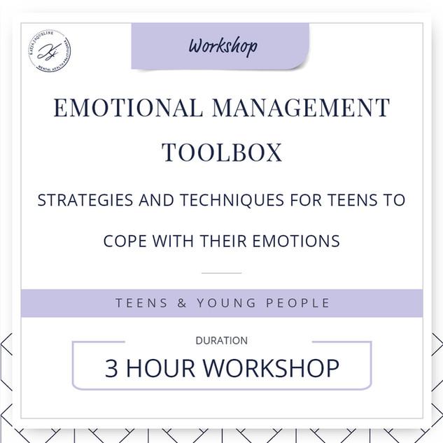 Katja Jaqueline _ Workshops _ Teens & Yo