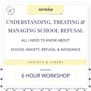 Understanding, treating and managing school refusal