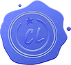 Blue Wax Seal - Commercial Use.png