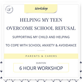 Helping my teen overcome school refusal