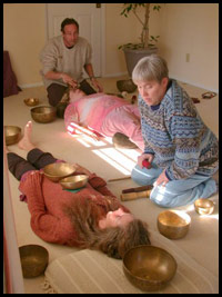 Tibetan Bowl Sound Healing School