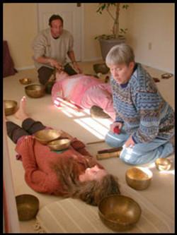 Tibetan Bowl Sound Healing School