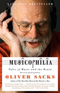 """Musicophilia"" by Oliver Sacks"