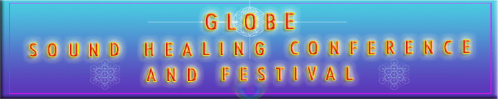Globe Sound Healing Conference