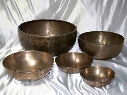 Quality Tibetan Singing Bowls