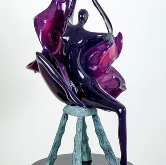 Magic Woman Sculpture by Gadi Fraiman