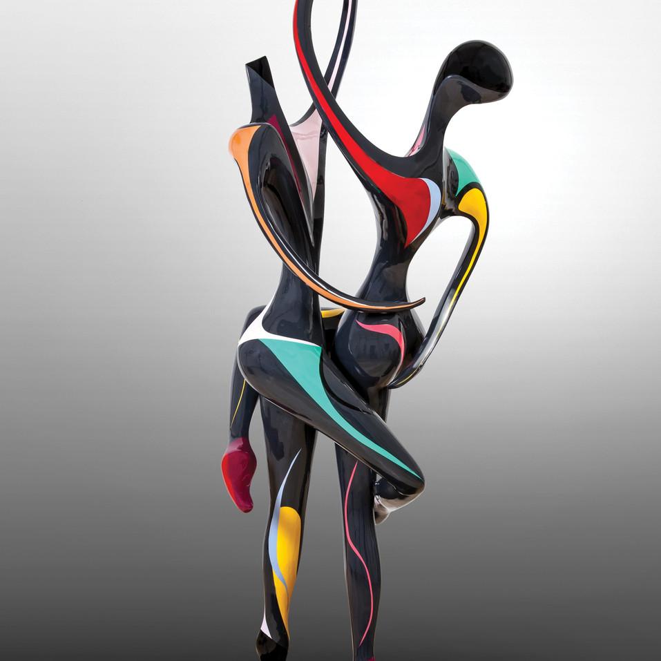 Tango Sculpture by Gadi Fraiman