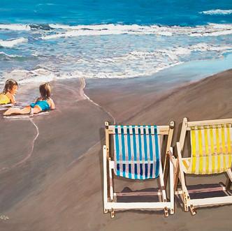 Summer Holidays by Arie Azene