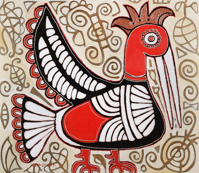 Bird by Avi Ben-Simhon