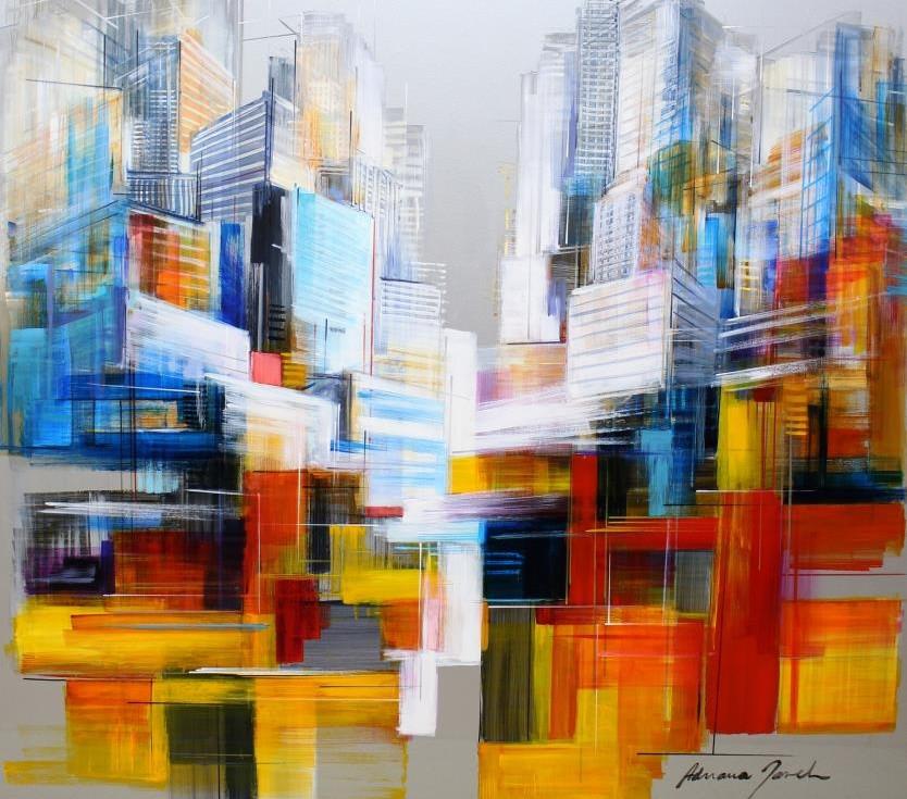 Urban Jungle by Adriana Naveh