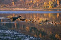 Река Мрас-су, г. Мыски