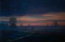 Тихий вечер в Арбонье