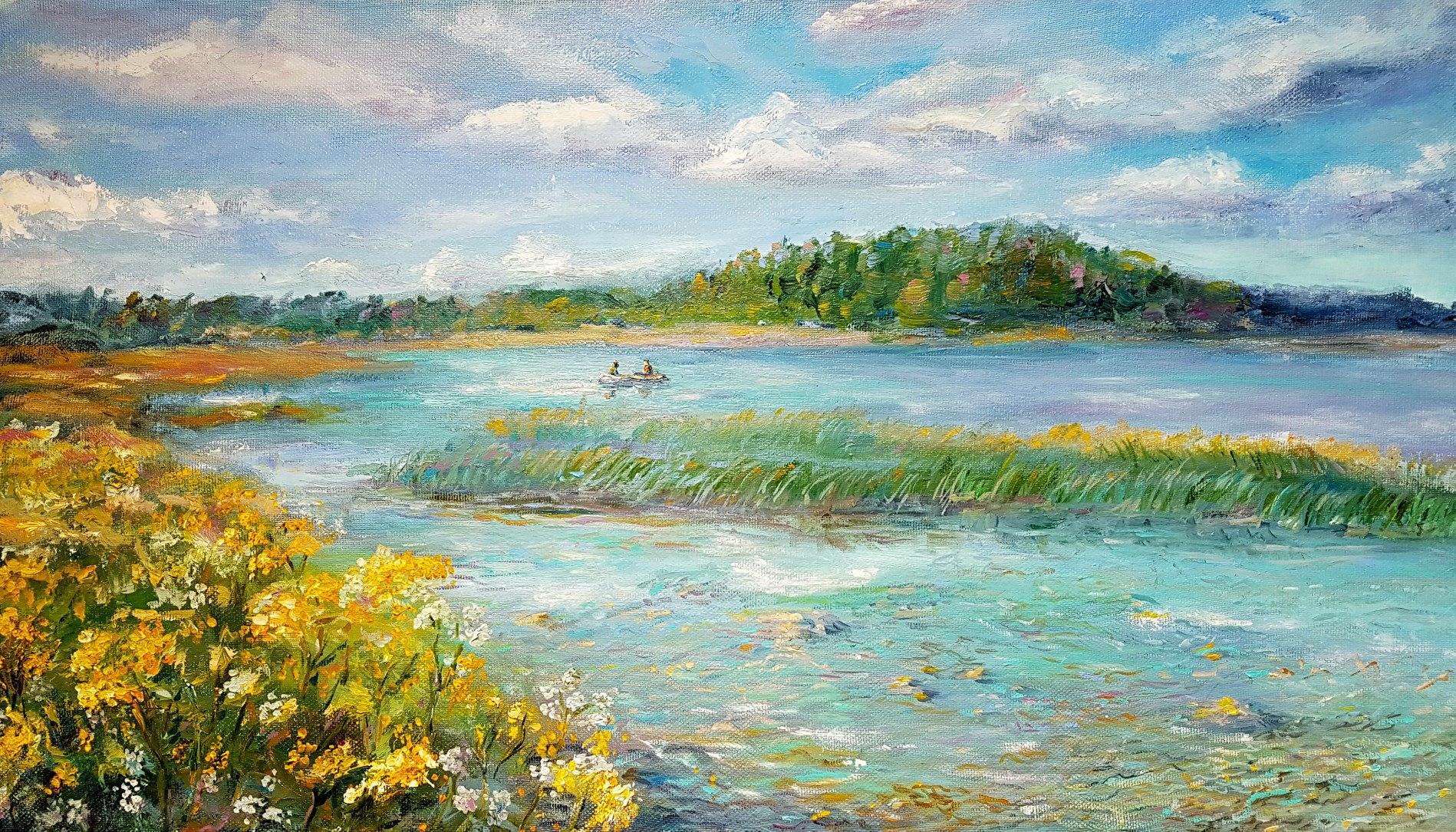 Озеро Донцо, Кюрлевский карьер