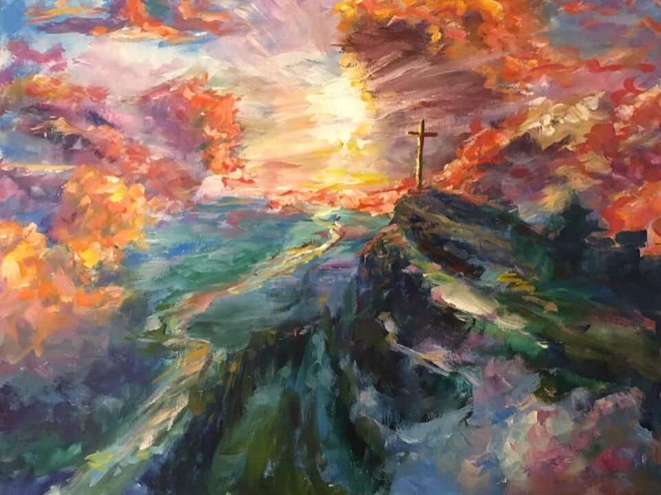 Крест (Томас Кинкейд)