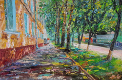 Улица Куйбышева, г.Новокузнецк