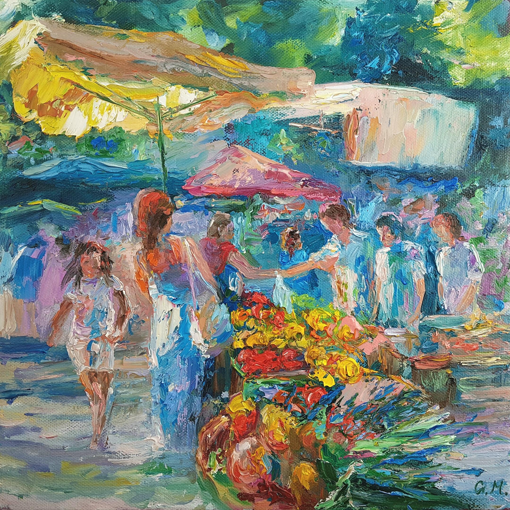 Рынок ( Willem Heanreats )