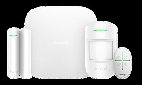 Kit de inicio AJAX Via Radio Blanco