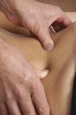 points de pression en massage shiatsu
