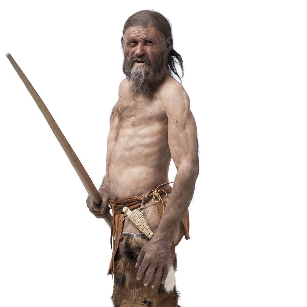 Ötzi, homme préhistorique